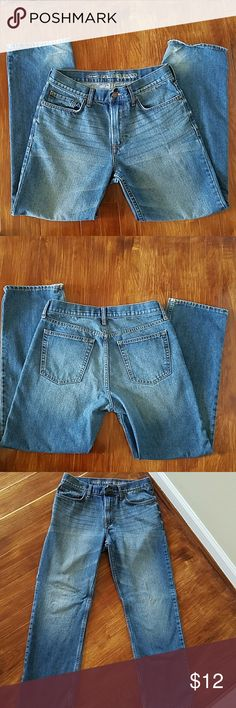 MEN'S OLD NAVY JEANS REGULAR STANDARD 31x30 OLD NAVY MEN'S JEANS. REGULAR STANDARD 31X30 Old Navy Jeans Relaxed