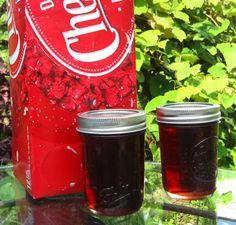 #Cheerwine Soda Jelly #carolina #homesteading