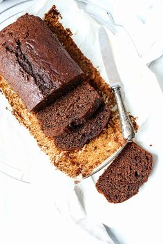 Gateau aux coings et chocolat