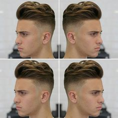 Haircut by agusbarber_ http://ift.tt/1Sp4r1Z #menshair #menshairstyles #menshaircuts #hairstylesformen #coolhaircuts #coolhairstyles #haircuts #hairstyles #barbers