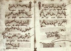 Cancionero de la Colombina (Sevilla). Música e Historia: Características de la música profana medieval