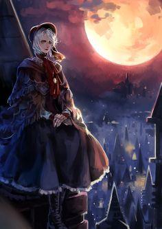 Bloodborne , Plain Doll http://www.pixiv.net/member_illust.php?mode=medium&illust_id=50304714