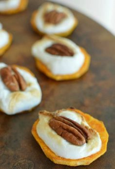 20 Easy Thanksgiving Appetizer Recipes to Get the Party Started via Brit Co