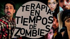 TERAPIA ZOMBIE ✅ SERIE WEB   Trailer Zombie Serie, Serie Web, Company Logo, Fictional Characters, Apocalypse, Therapy, Fantasy Characters