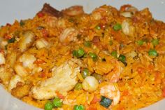 Ybor City Chicken and Yellow Rice Recipe Baked Chicken And Yellow Rice Recipe, Yellow Rice Recipes, City Chicken, Dinner Dishes, Main Dishes, Side Dishes, Columbia Restaurant, Florida Food, Arroz Con Pollo