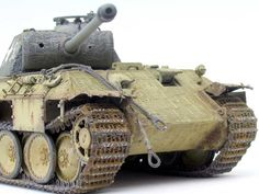 Panther Ausff.A Late by Jay Laverty (Dragon 1/35)