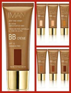 BB cream para a pele negra: já existe, é da Iman! « Bazar de Beleza http://revistaestilo.abril.com.br/blogs/bazar-de-beleza/maquiagem/bb-cream-para-a-pele-negra-ja-existe-e-da-iman/ via @revistaestilo