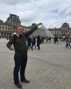 #louvre @evans_gili and me
