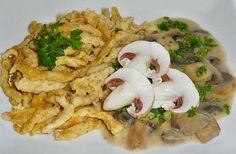 Schnelle Pilzsauce, ein sehr leckeres Rezept mit Bild aus der Kategorie Pilze. 120 Bewertungen: Ø 4,3. Tags: einfach, fettarm, gekocht, Hauptspeise, Pilze, Saucen, Schnell, Vegetarisch