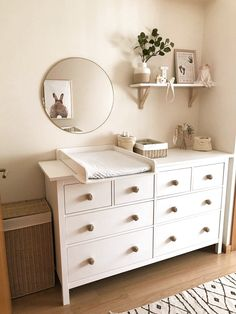 45 Gorgeous Gender Neutral Baby Nursery Ideas If you're preparing the nest for. 45 Gorgeous Gender Neutral Baby Nursery Ideas If you're preparing the nest for a new arrival and Baby Nursery Decor, Nursery Neutral, Baby Decor, Nursery Room, Girl Nursery, Nursery Ideas, Ikea Nursery, Room Ideas, Project Nursery