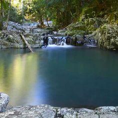 Cougal Cascades, near Currumbin Rock Pools, Gold Coast