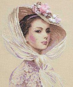 Lovely lady..