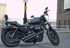 2011 HD Iron Sportster 883