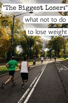 "New research is highlighting how dangerous ""The Biggest Loser is."" Keep reading for 6 takeaway lessons about the RIGHT way to lose weight... and keep it off!"