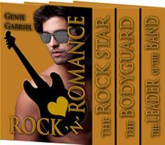 RoguesAngels: #Rock'n' Romance Boxed Set by Genie Gabriel Free o...