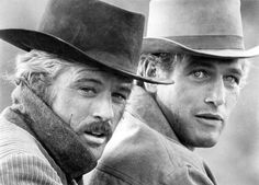 Robert-Redford-and-Paul-Newman-in-Butch-Cassidy-and-The-Sundance-Kid-1969.jpg (597×428)