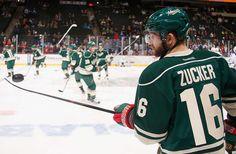 2014-15 Throwback Thursday: Jason Zucker - 07/30/2015 - Minnesota Wild - Photos