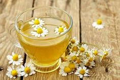Garlic and Chamomile Tea Hair Mask   How to Make Your Hair Grow Faster With These Homemade Remedies