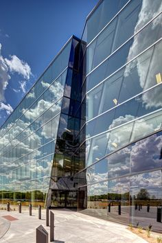 BAE Systems - Sterling Heights Facility,Courtesy of SmithGroupJJR