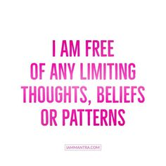 limiting beliefs and mindsets Affirmations For Happiness, Daily Positive Affirmations, Morning Affirmations, Positive Vibes, Positive Quotes, Motivational Quotes, Inspirational Quotes, As Leis, Affirmation Quotes