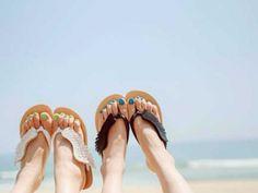 7 Fabulous Pairs of Beach Flip Flops ...