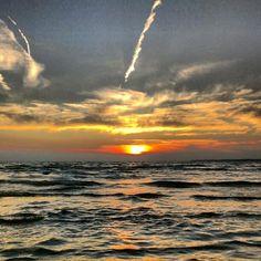 Sylvan Beach Sunset
