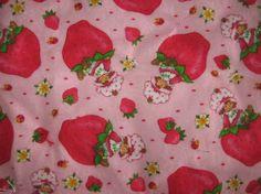 Strawberry Shortcake Blanket