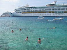 Apuntes y Viajes: Cruceros en Cozumel