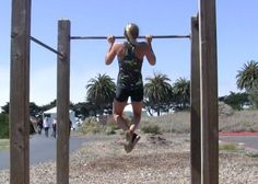 How to FINALLY Do a Pull Up ~ If you think you can never do a PULL UP, think again. Because if you follow this progression of exercises, you'll build the strength necessary to be able to do one, two, maybe even ten pull ups.