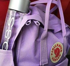 mysailsblog.wordpress.com pinters: @sbella0202 Violet Aesthetic, Lavender Aesthetic, Aesthetic Themes, Yellow Kanken, Madison Beer Outfits, Purple Themes, My Beautiful Friend, Cute Backpacks, Pastel Purple