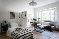 Awesome Tiny Studio Apartment Layout Inspirations 65