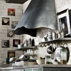 Cucina 1956 di Marchi Cucine | Cucine di recupero | Pinterest