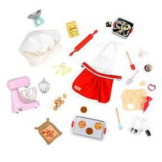 Our Generation Home Accessory - Baking Set : Target