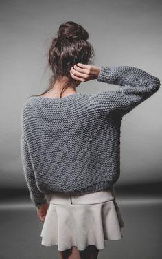 Classic Sweater - Buy Wool, Needles & Yarn Sweaters - Buy Wool, Needles & Yarn Knitting kits   WE ARE KNITTERS