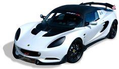 2016 Lotus Elise Cup R Car