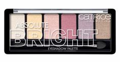 Out at Ulta! Pretty in pastel! The latest trend, united in one Absolute Bright Eyeshadow Palette from Catrice offers everything you need for a subtle style highlight. Bright Eyeshadow, Eyeshadow Palette, Beauty Trends, Beauty Hacks, Beauty Tips, Latest Makeup, Pastel Shades, All About Eyes, Makeup Collection