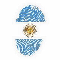 Los colores más hermosos ! los de mi Bandera Argentina !