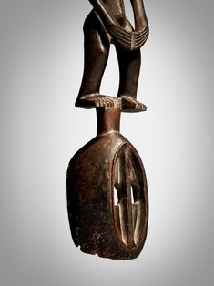 Mossi Mask with Female Figure, Burkina Faso   Sculpture from the Collection of Martin and Faith-Dorian Wright2021   Sotheby's Faith, Sculpture, Female, Collection, September, York, Sculptures, Loyalty, Sculpting