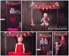 Our in studio Valentine's Day mini's are back!  Such a great way to capture these sweet smiles!  Photos by Sharon, www.sharonarnoldi.com: Highlands Ranch Colorado Photographer