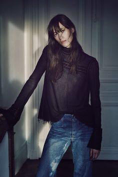 Photographer Emma Tempest for Russh Magazine April 2015