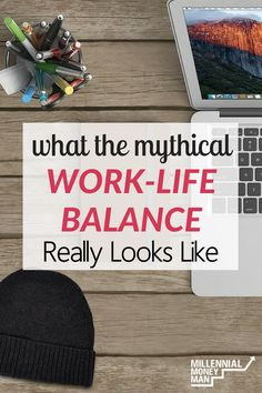In entrepreneurship, work-life balance may not be what you think. It's all about finding your passion and the rest will follow naturally. via @genymoneyman