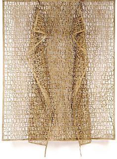 PABLO LEHMANN - seductions poetics Writing Art, Letter Stencils, Textiles, Arabic Art, Contemporary Artwork, Wall Sculptures, Textile Art, Fiber Art, Illustration Art