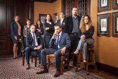 Group Photos Tell Your Team's Story | Scott R. Kline Photography