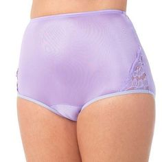 The way all panties should fit ! VF lace pantie.