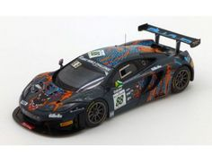 The TrueScale Minitatures 1/43 McLaren 12C GT3 #88 2013 24 Hr Spa is part of the TrueScale Miniatures 1/43 scale diecast model car range and displays some fantastic and intricate details.