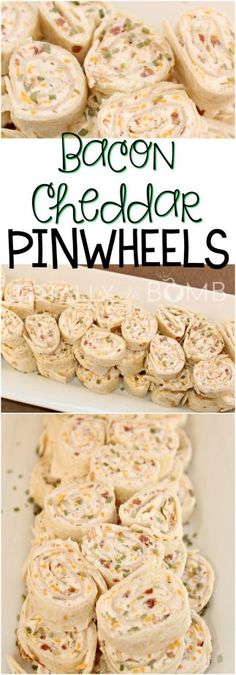 Bacon Ranch Pinwheel Are Your New Favorite Appetizer These Bacon Cheddar Pinwheels will be the best bacon filled appetizer you've ever made.These Bacon Cheddar Pinwheels will be the best bacon filled appetizer you've ever made. Finger Food Appetizers, Appetizers For Party, Appetizer Recipes, Party Snacks, Simple Appetizers, Bacon Appetizers, Keto Snacks, Easy Pinwheel Appetizers, Thanksgiving Appetizers