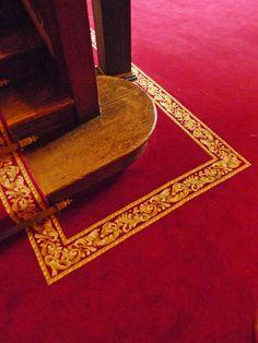 Bespoke & Custom Axminster Carpets