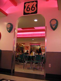 66 Diner, route 66, Albuquerque, NM