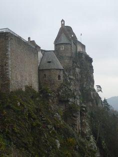 Castle-ruin Aggstein, Lower Austria