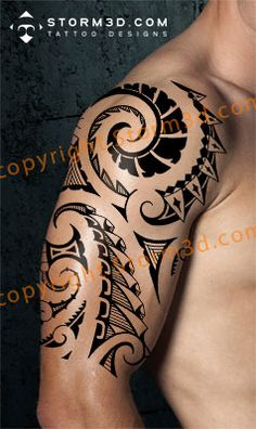 Maori Tattoos Designs Picture 36 Pictures to pin on Pinterest